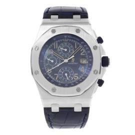 Audemars Piguet Pride of Russia 26061BC.OO.D028CR.01 18K White Gold Mens Watch