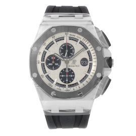 Audemars Piguet Royal Oak Offshore 26400SO.OO.A002CA.01 Ceramic Steel Mens Watch