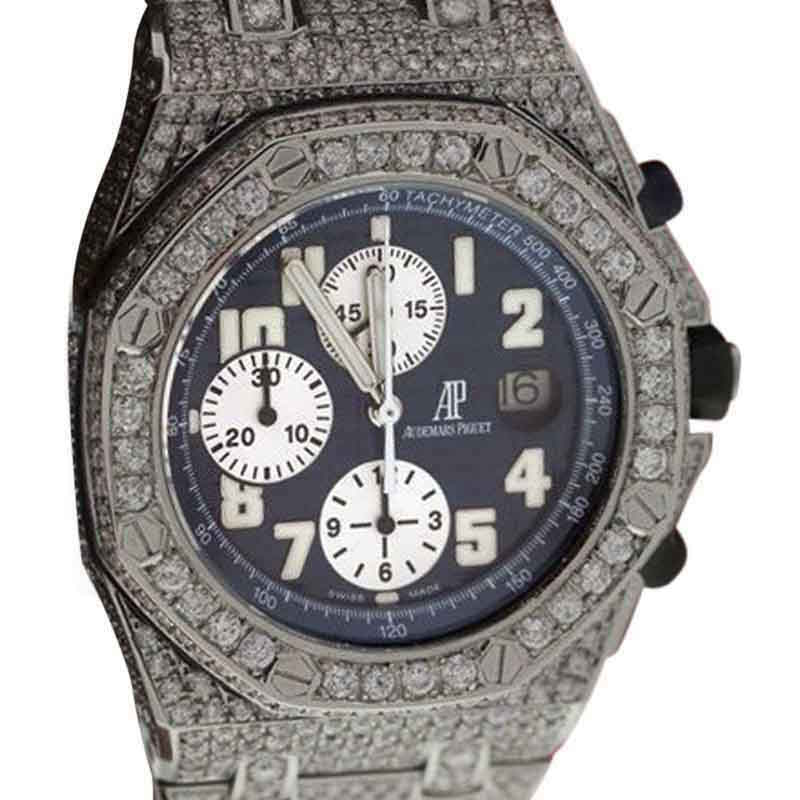 "Image of ""Audemars Piguet Royal Oak Stainless Steel 42mm Mens Watch"""