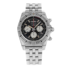 Breitling Chronomat 44 Airborne AB01154G/BD13-375A Stainless Steel Automatic 44mm Mens Watch