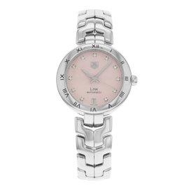 Tag Heuer Link WAT2313.BA0956 Stainless Steel 34.5mm Watch