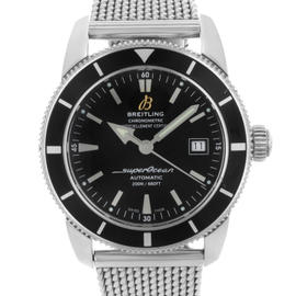 Breitling Superocean A1732124/BA61-154A Stainless Steel Automatic 42mm Men's Watch