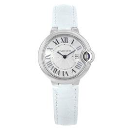 Cartier Ballon Bleu W6920086 Stainless Steel 33mm Watch