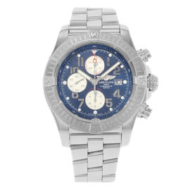 Breitling Super Avenger A1337011/C792-135A Stainless Steel Automatic 48mm Men's Watch