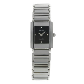 Rado Jubile R20488722 Ceramic & Stainless Steel Quartz 22mm Womens Watch