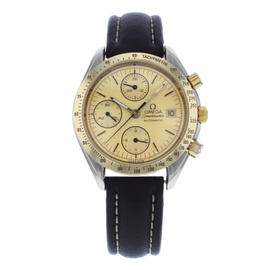 Omega Speedmaster 3311.10 18K Yellow Gold & Stainless Steel Automatic 39mm Mens Watch