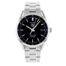 Tag Heuer Carrera WV2115.BA0787 Stainless Steel Automatic 39mm Mens Watch