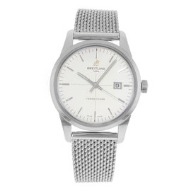 certified pre owned watches for luxury watches new and breitling transocean a1036012 g721 151a stainless steel automatic 43mm mens watch