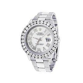 Rolex Datejust II 116300 Stainless Steel 41mm Mens Watch