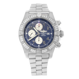 Breitling Aeromarine A1337053/C615-135A 48mm Mens Watch