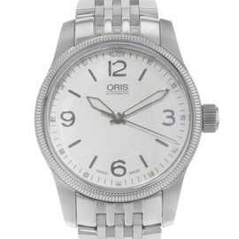 Oris Big Crown 0173376494031 Stainless Steel Automatic 38mm Mens Watch