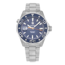 Tag Heuer Aquaracer WAJ1112.BA0871 Stainless Steel Automatic 43mm Mens Watch