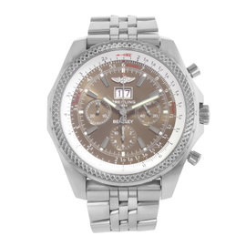 Breitling Bentley 6.75 A4436212/Q504-970A Stainless Steel Automatic 48mm Men's Watch