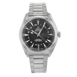 Omega Seamaster Aqua Terra 231.10.43.22.01.001 Stainless Steel Automatic 43mm Mens Watch