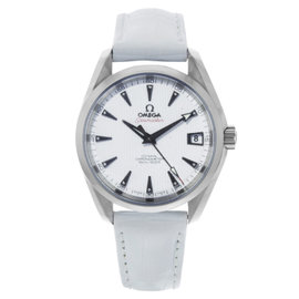 Omega Seamaster Aqua Terra 231.13.39.21.54.001 Stainless Steel Automatic 39mm Mens Watch
