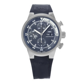 IWC Aquatimer Chronograph IW371933 Stainless Steel Automatic 44mm Mens Watch