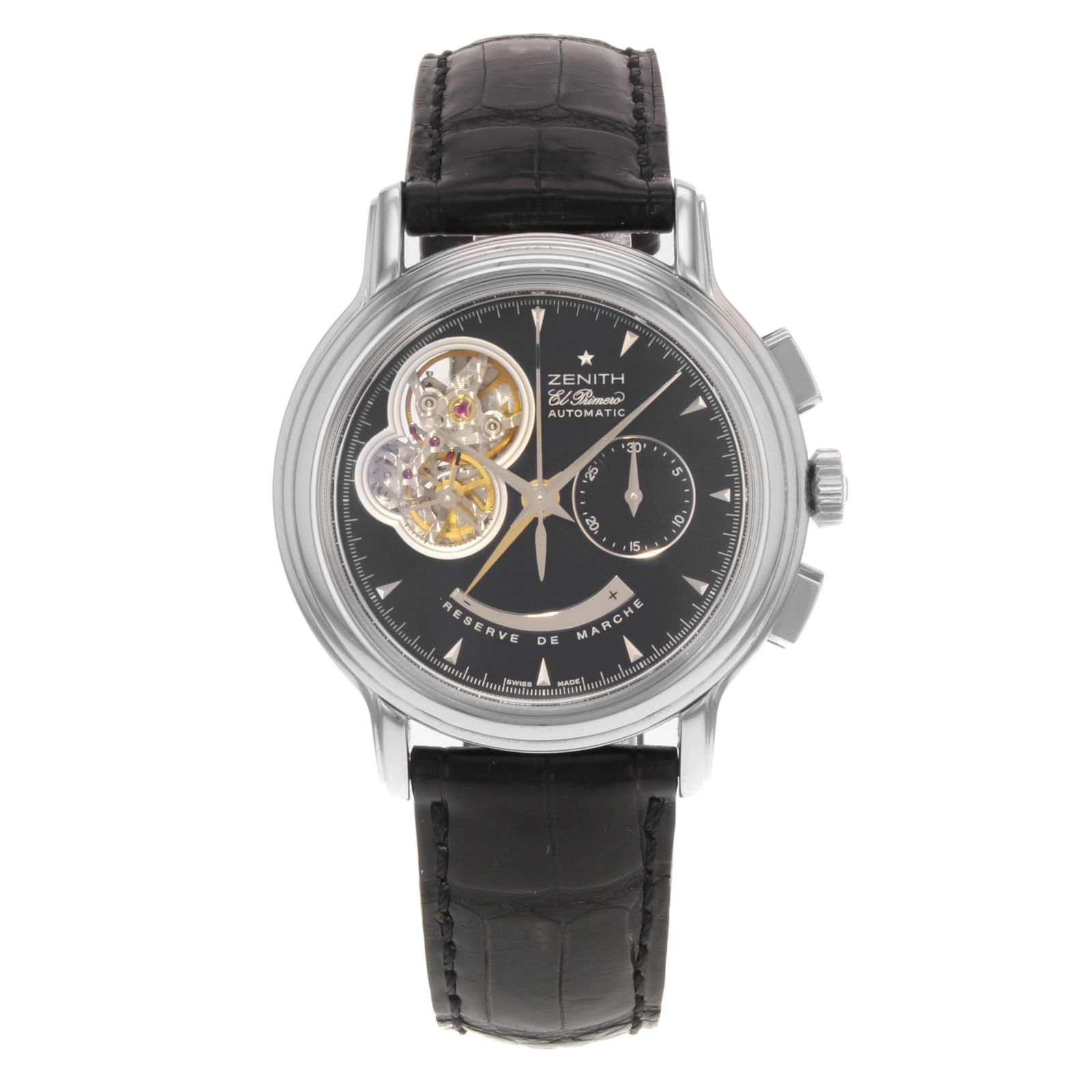 """Image of """"Zenith Chronomaster T 03.0240.4021 Stainless Steel Automatic 39mm Mens"""""""