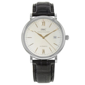 IWC Portofino IW356517 Stainless Steel Automatic 40mm Mens Watch