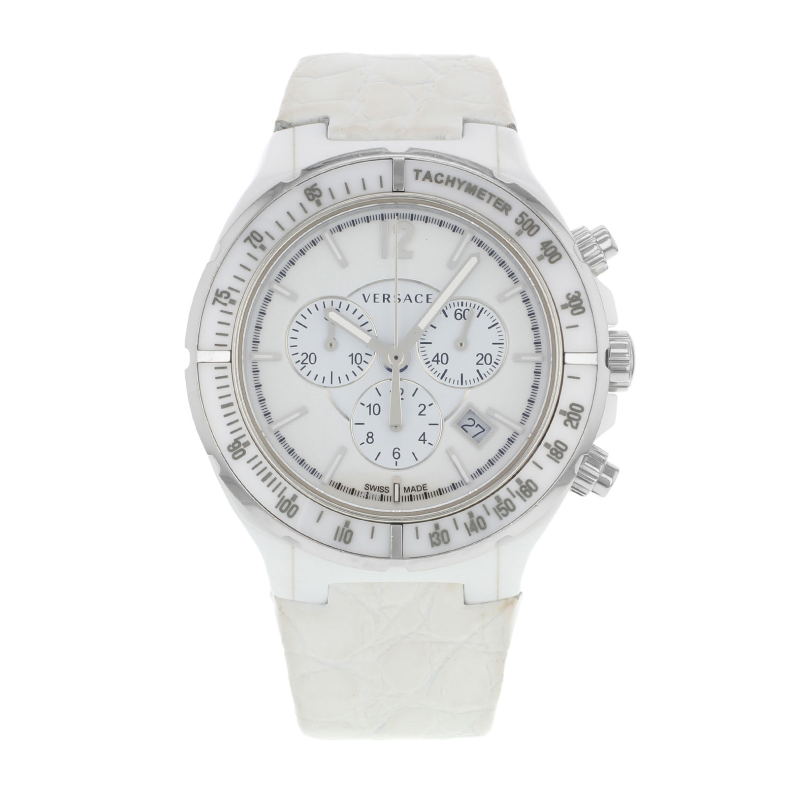 "Image of ""Versace DV One Cruise 28Ccs1D001-S001 Plastic/Stainless Steel/Ceramic"""