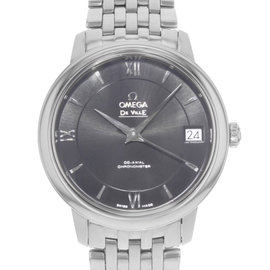Omega DeVille Prestige 424.10.33.20.01.001 Stainless Steel Automatic 33mm Womens Watch