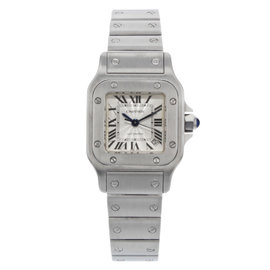 Cartier Galbee W20054D6 Stainless Steel Automatic 24mm Womens Watch