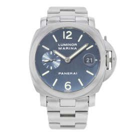 Panerai Luminor Marina PAM00069 Stainless Steel Automatic 40mm Mens Watch