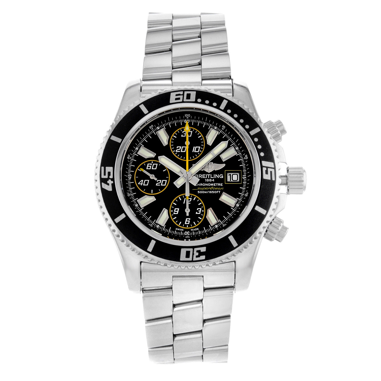 """Image of """"Breitling Superocean A13341A8 / Ba82-164A Stainless Steel Automatic"""""""