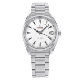 Omega Seamaster Aqua Terra 231.10.39.21.54.001 Stainless Steel Automatic 38.5mm Unisex Watch