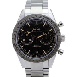 Omega Speedmaster 331.10.42.51.01.002 Stainless Steel Automatic 41.5mm Mens Watch
