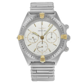 Breitling Chronomat B11045 Stainless Steel Manual 37mm Unisex Watch