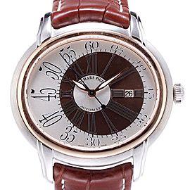 Audemars Piguet Millenary QEII Cut 2010 White Gold 45mm Watch