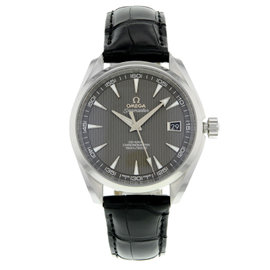 Omega Aqua Terra 231.13.42.22.01.001 Stainless Steel Automatic 41mm Mens Watch
