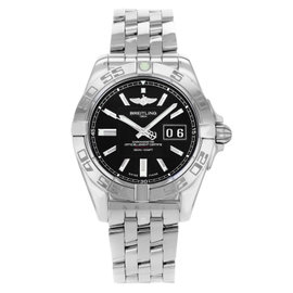 Breitling Galactic 41 A49350L2/BA07-SS Stainless Steel Automatic Mens Watch