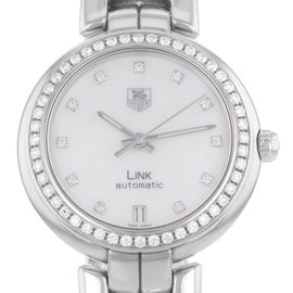 TAG Heuer Link WAT2314.BA0956 Stainless Steel Automatic Ladies Watch