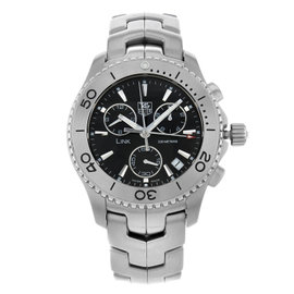 Tag Heuer Link CJ1110.BA0576 Stainless Steel Quartz Men's Watch