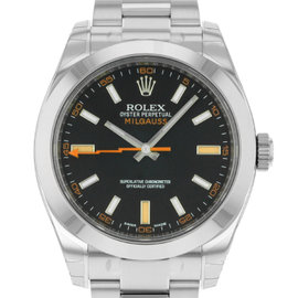 Rolex Milgauss 116400GV Stainless Steel Automatic Men's Watch