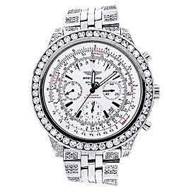 Breitling for Bentley / Breitling Bentley A4436412 Diamond Watch