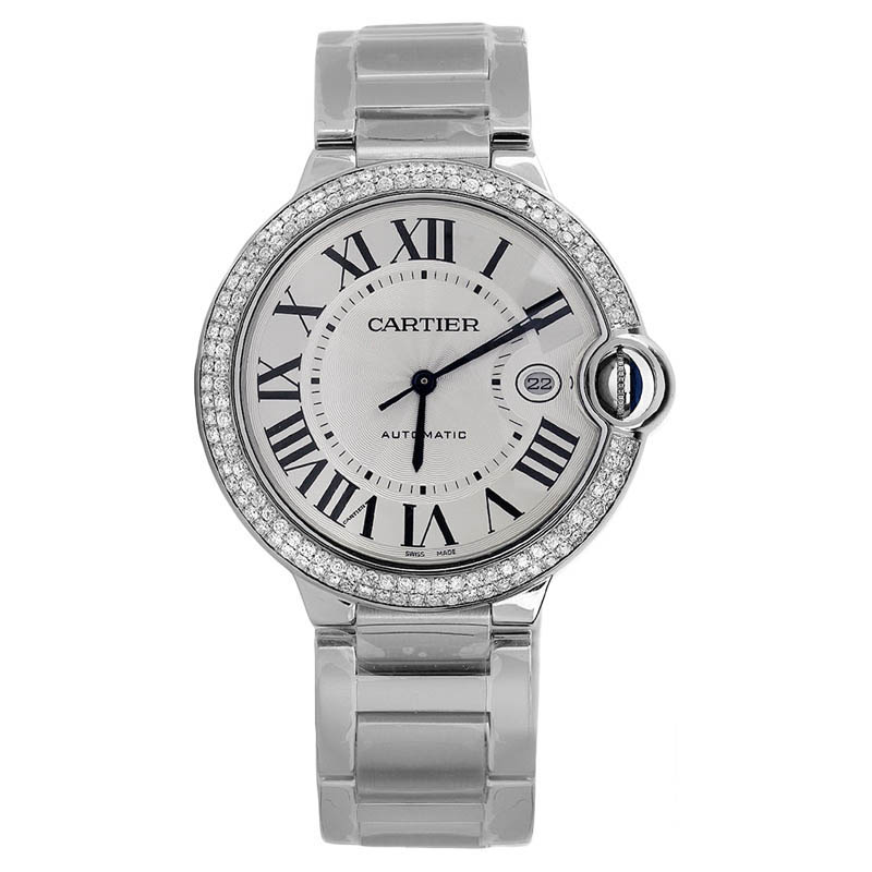 Cartier Ballon Bleu de Cartier W69012Z4 Stainless Steel Automatic 42mm