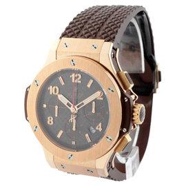 Hublot 301.PC.1007.RX Big Bang Cappuccino Chronograph 18K Rose Gold Watch