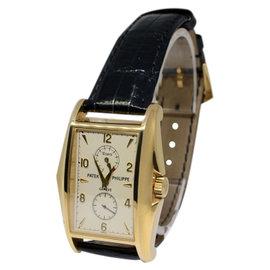 Patek Philippe Gondolo 5100J 18K Yellow Gold Watch