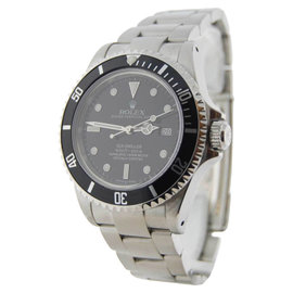 Rolex Sea-Dweller 16600 Stainless Steel Automatic Dive Mens Watch