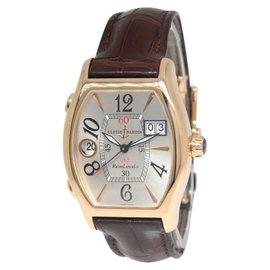 Ulysse Nardin Michelangelo UTC 226-68 Dual Time 18K Rose Gold Mens Watch