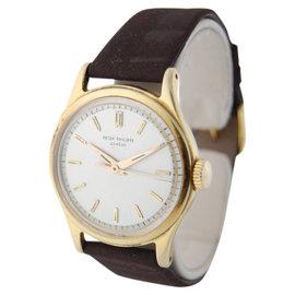 Patek Philippe Vintage 2508 18K Yellow Gold 35mm Watch