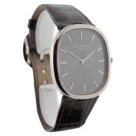 Patek Philippe Ellipse 3738/100 18K White Gold 35.5mm Watch