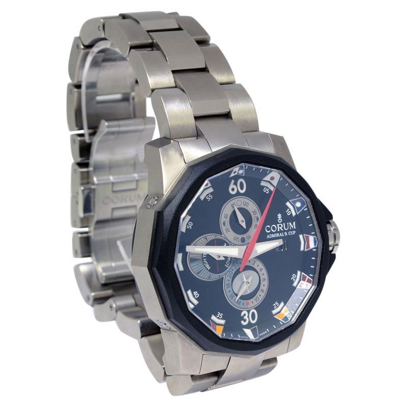 Admirals Cup Tides Men's Watch 27793106V791-AN12
