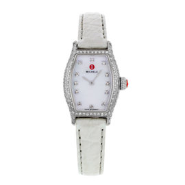 Michele Urban Coquette MWW08A000223 Stainless Steel Quartz Womens Watch