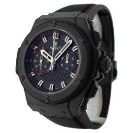 Hublot Black Magic 715.CI.1123.RX Chronograph Ceramic Watch
