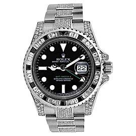 Rolex GMT-Master II 116710 Stainless Steel Mens Watch