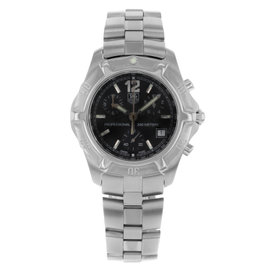 Tag Heuer 2000 Exclusive CN1110.BA0337 Stainless Steel Quartz Mens Watch