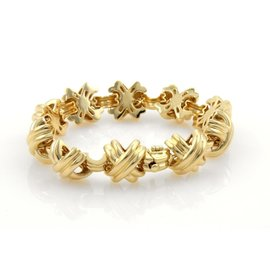 Tiffany & Co. 18K Yellow Gold Hefty
